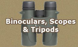 binocular, scope and tripod reviews