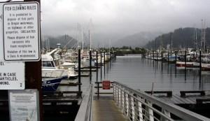garibaldi marina tillamook bay
