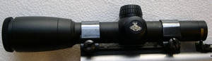 Nikon Buckmaster 1X scope for muzzleloader