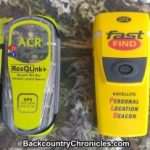 ACR resQlink and Fast Find personal locator beacons