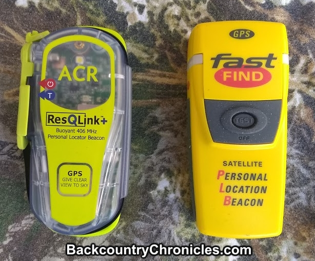PLB and GPS Essential Survival Tools for the Backcountry