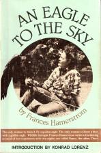 an eagle to the sky