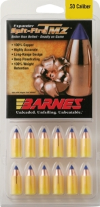 barnes tmz muzzleloader bullets