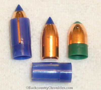 barnes tez vs powerbelt bullets