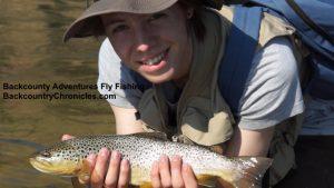 big brown trout utah Aug-3-17