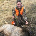 shane's first diy elk hunt
