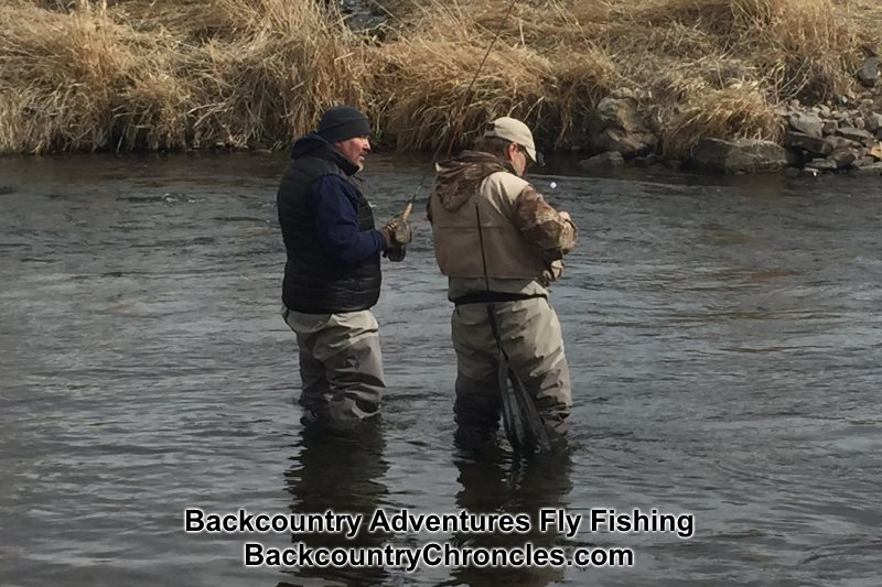 Provo river fishing report feb 24 2018 for Provo river fly fishing