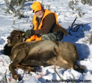How much Meat to Pack Out on an Elk?
