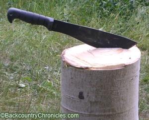 kabar cutlass machete