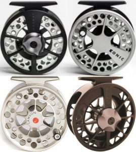 lamson konic and guru fly fishing reels