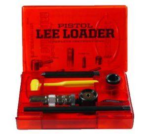 lee loader reloading pistol kits
