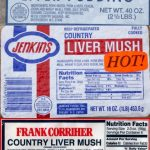 three types of north carolina liver mush