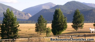 montana mountain view ranch