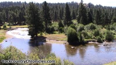 monture creek fishing access