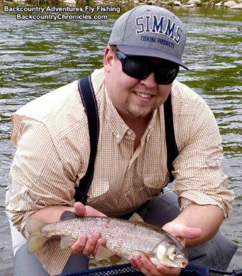provo river mountain whitefish