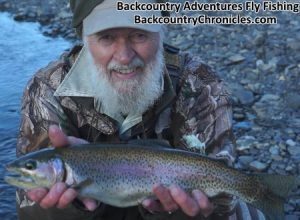 rainbow trout provo river december 2017