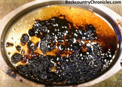 smoker drip pan
