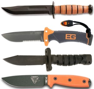 What Makes the Best Survival Knife? Features Your Knife Should Have