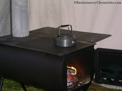 Wall Tent Wood Stoves Buying Guide - Comparison of Types ...
